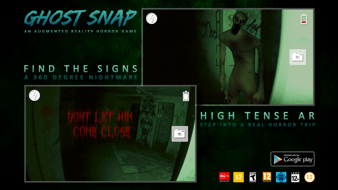 Ghost Snap - Soundtrack, SFX & Video Trailer